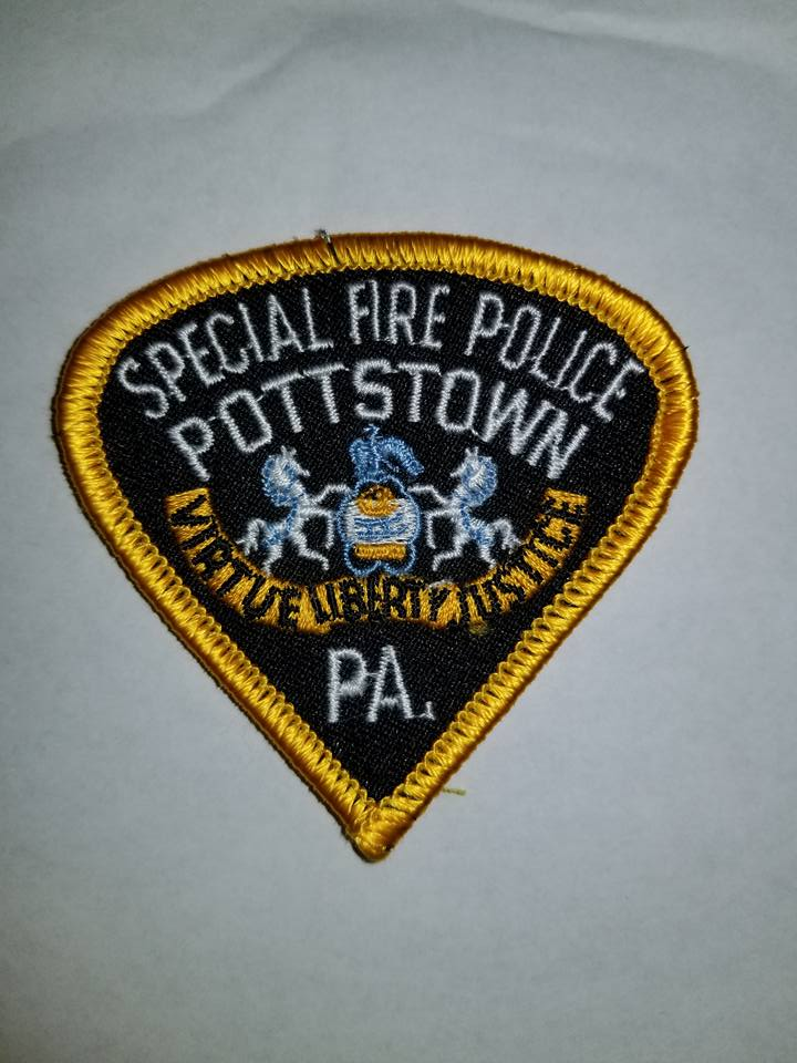 Potttown PA Special Fire Police 2