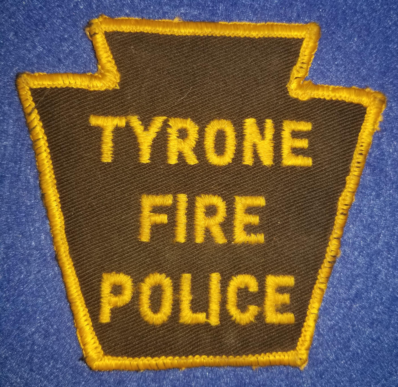 Tyrone Fire Police PA