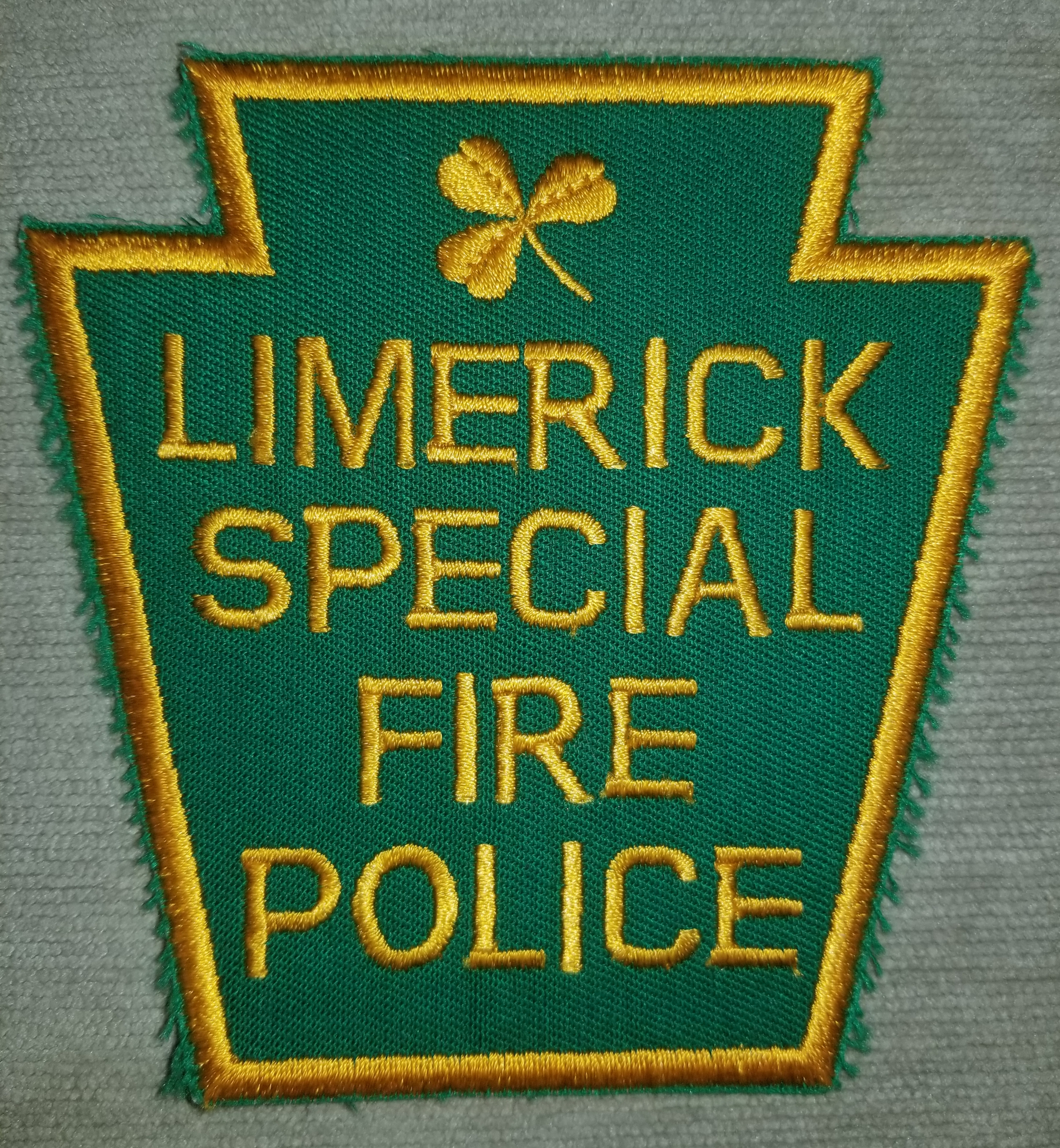 Limerick Township Special Fire Police