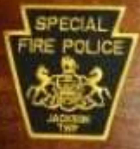 Jackson Township Fire Police 2