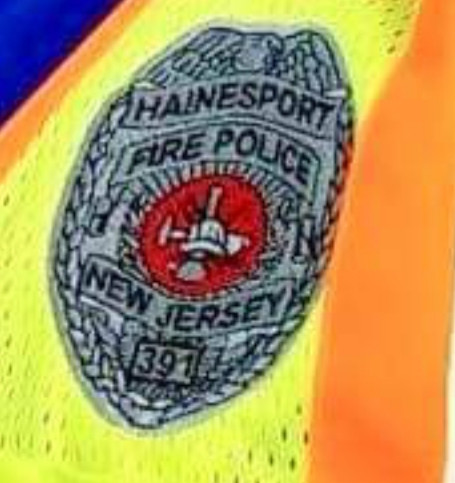 Hainesport Fire Police NJ