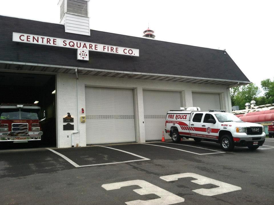Centre Square Fire Co. Traffic 33