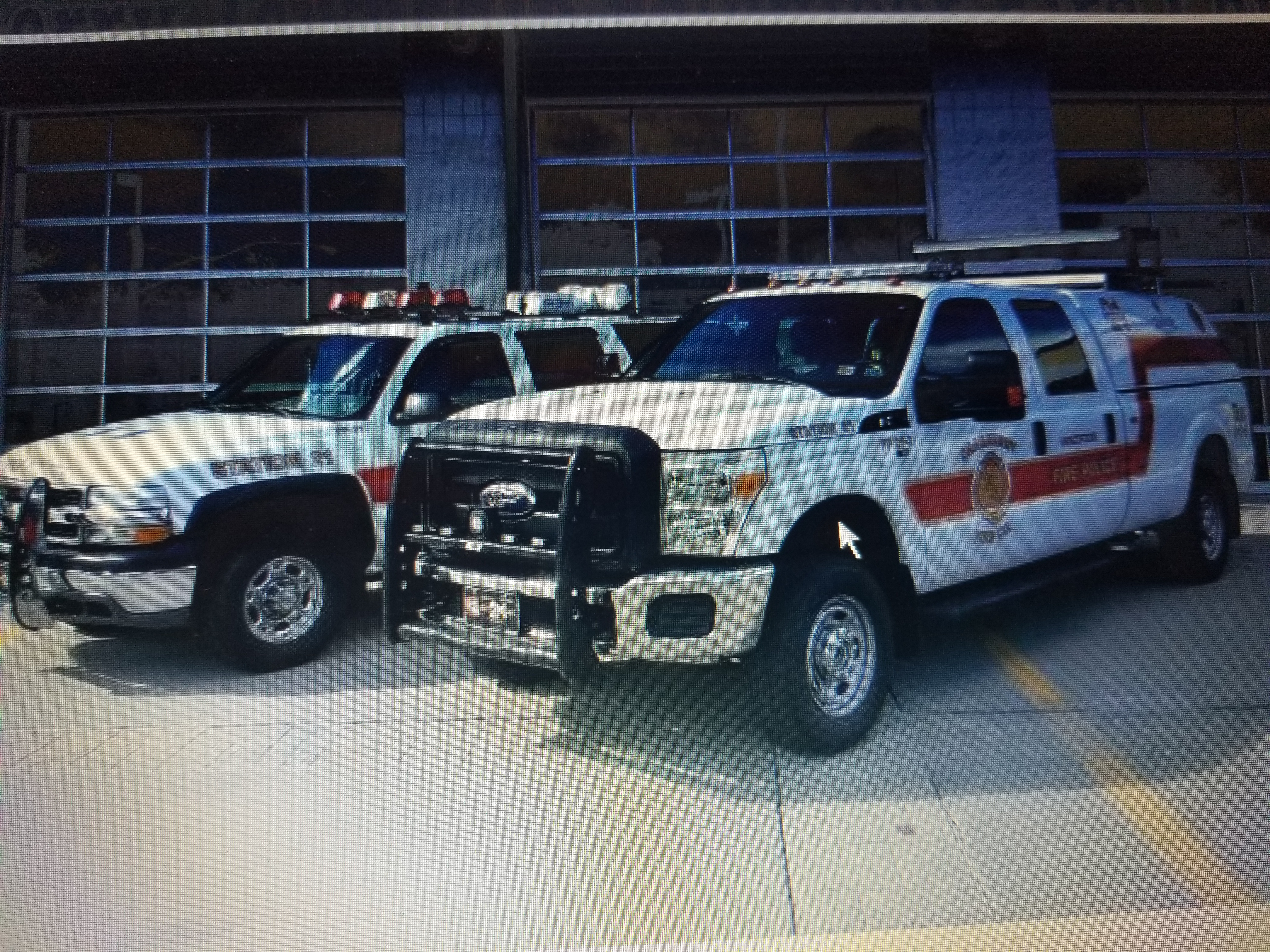 Cranberry Township Volunteer Fire Company Fire Police 21 -2001 Chevy Suburban. Fire Police 21-2 2012