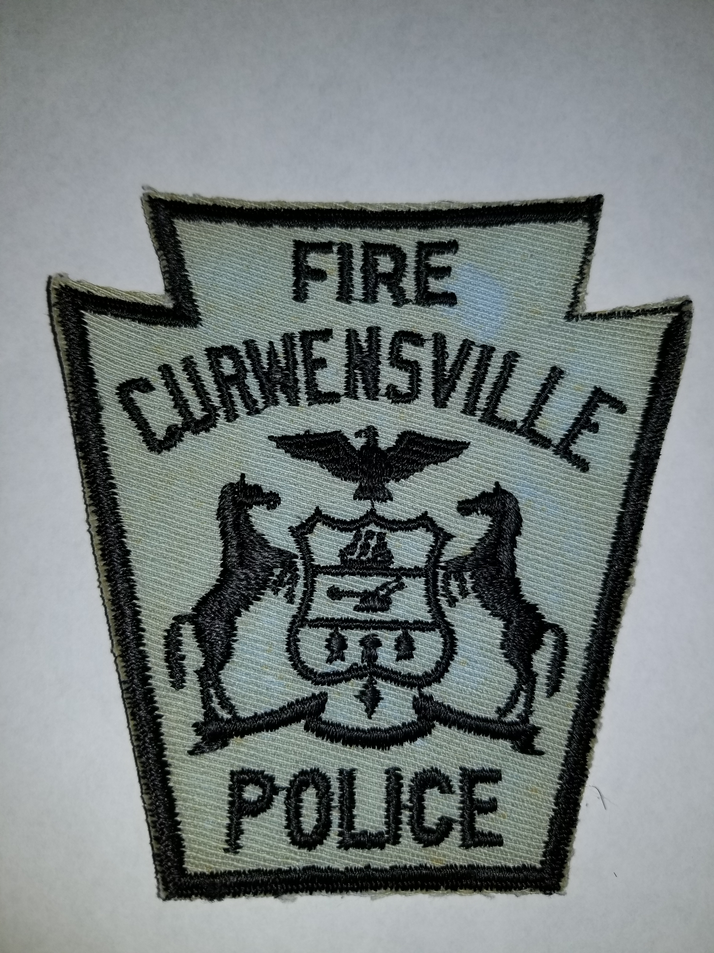 Curwensville PA Fire Police