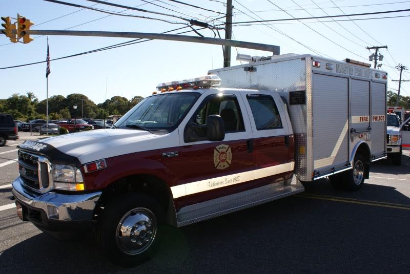Mastic Beach F.D.  NY Fire Police 5-13-80 2