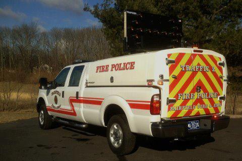 Fairfield, PA Adams County Traffic 2