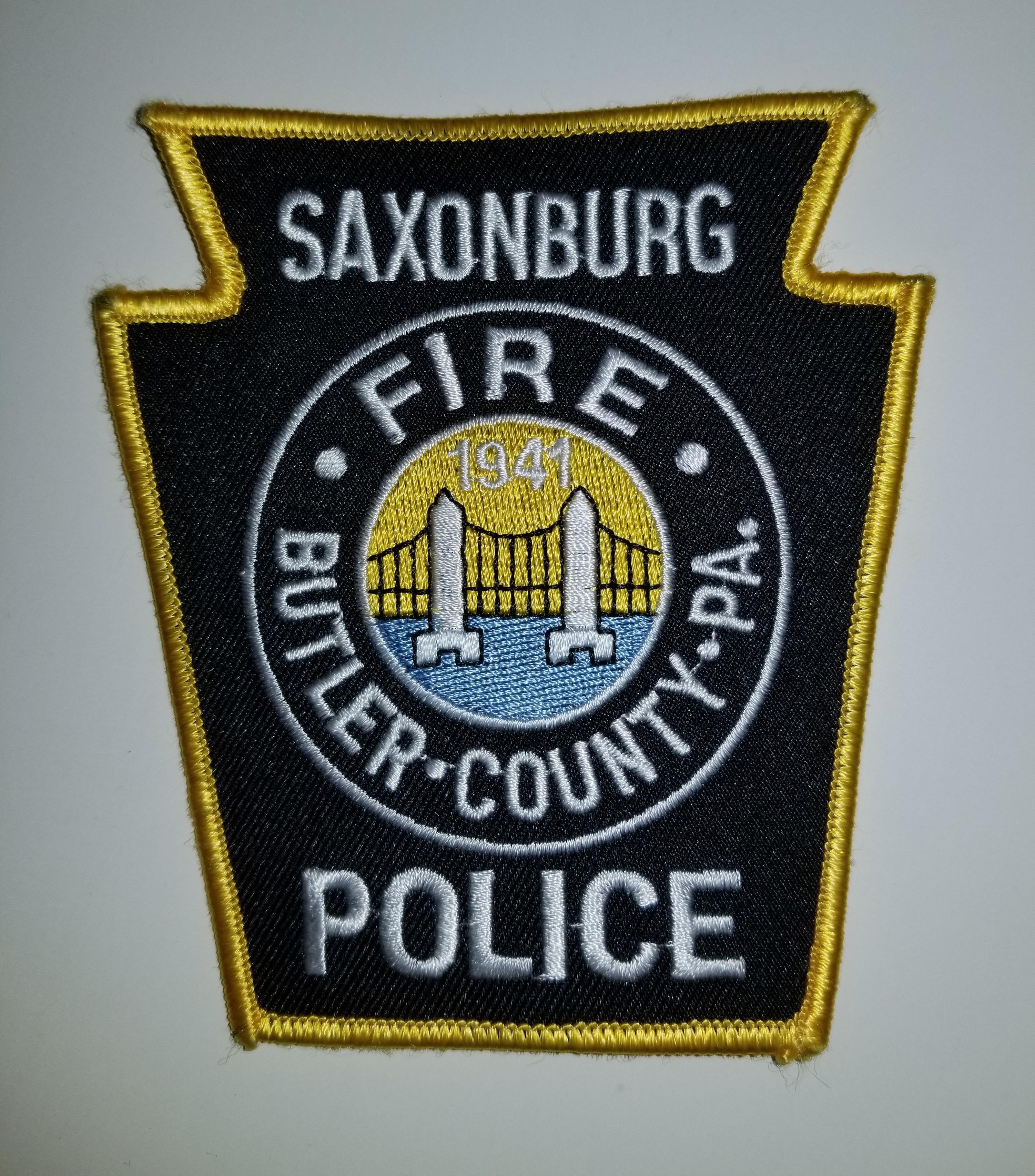 Saxonburg Fire Police