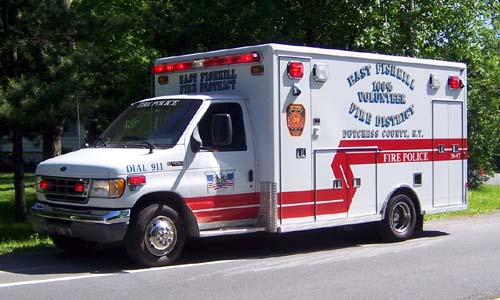 East Fishkill Fire District Duchess County NY Fire Police