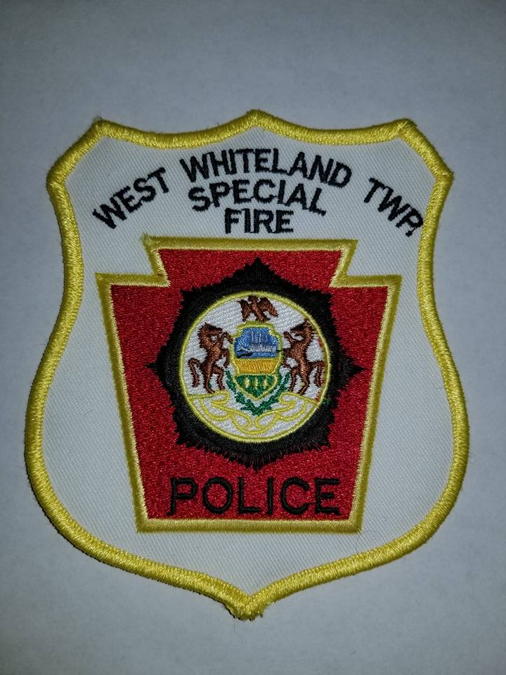 West Whiteland Township PA Special Fire Police 1