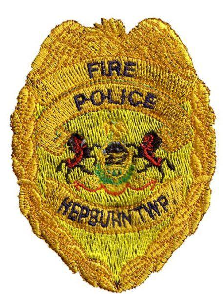 Hepburn Township PA FIRE POLICE 1