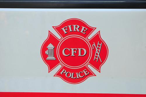 CONSHOHOCKEN Fire Co. PA Special Fire Police Traffic 36 3