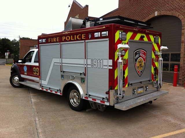 Bloomsburg Fire Department PA Fire Police