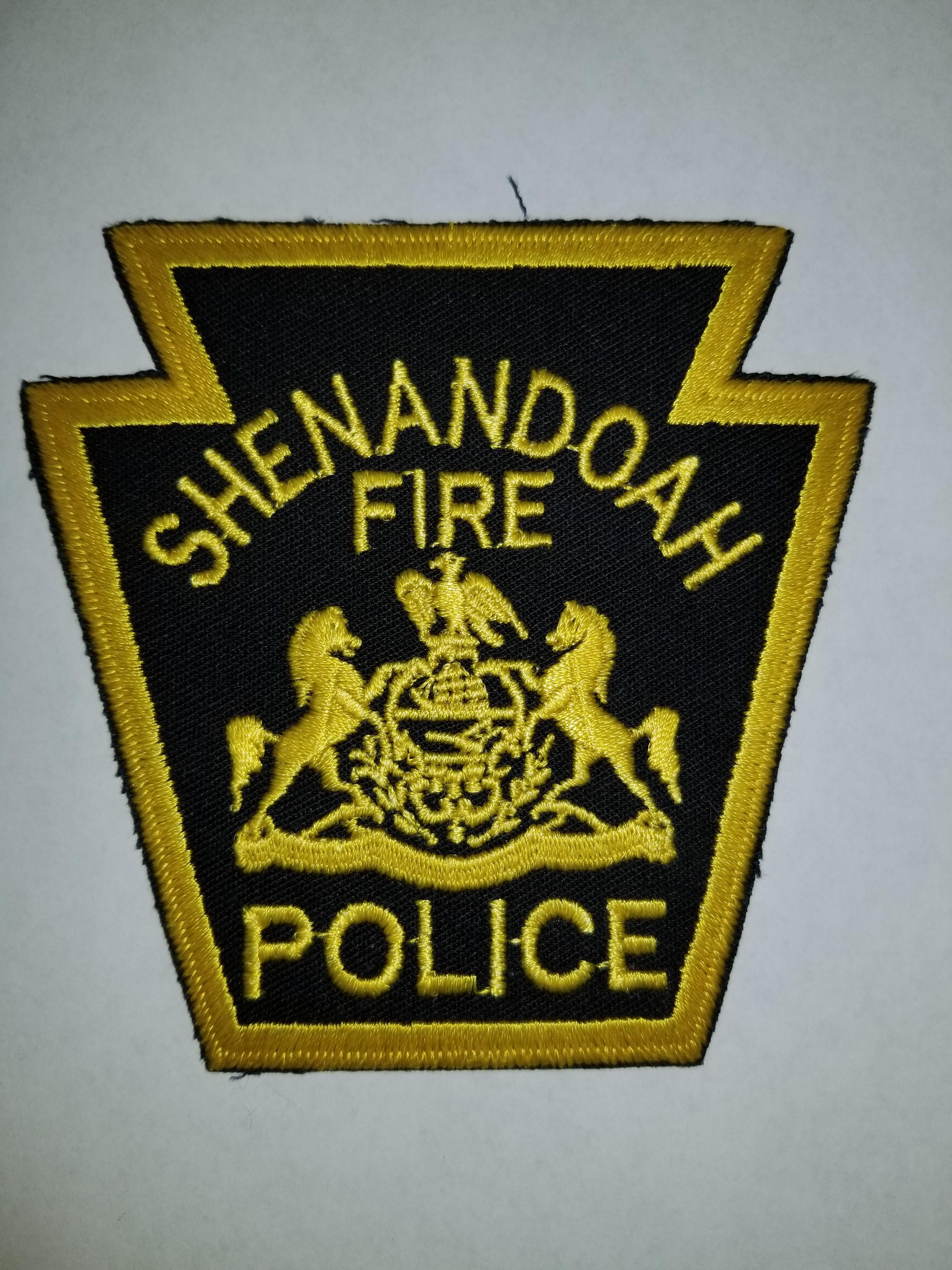 Shenandoah PA Fire Police