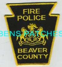 BEAVER COUNTY FIRE POLICE PA
