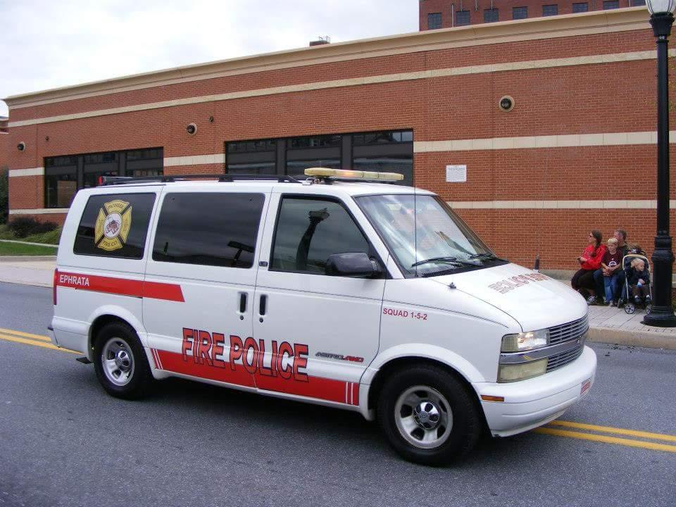 Ephrata Fire Company Fire Police Squad 15-2 (2003 Chevy Astro AWD - RETIRED?)