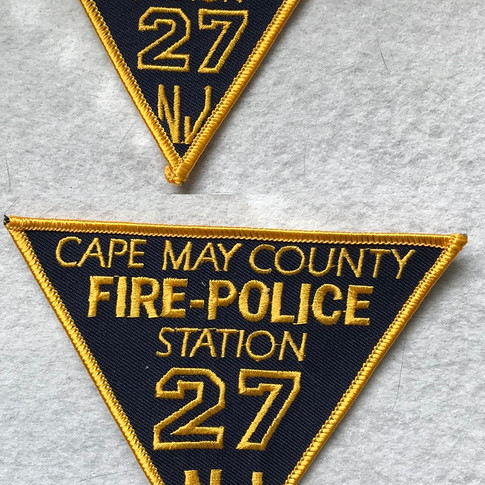 Cape May County Fire Police Station 27 NJ