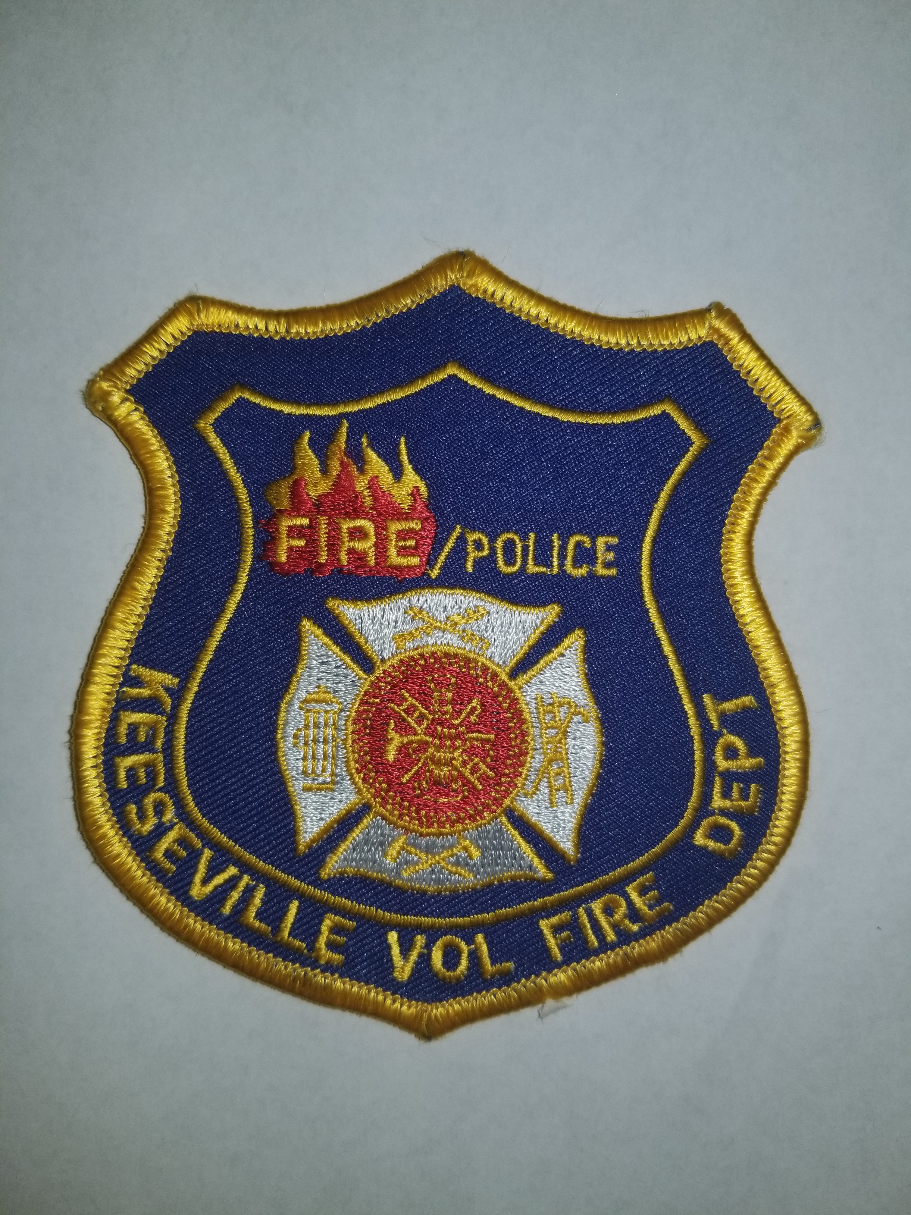 Keeseville Volunteer Fire Department NY Fire Police