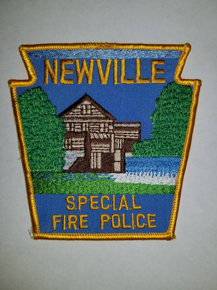 Newville PA Special Fire Police 2