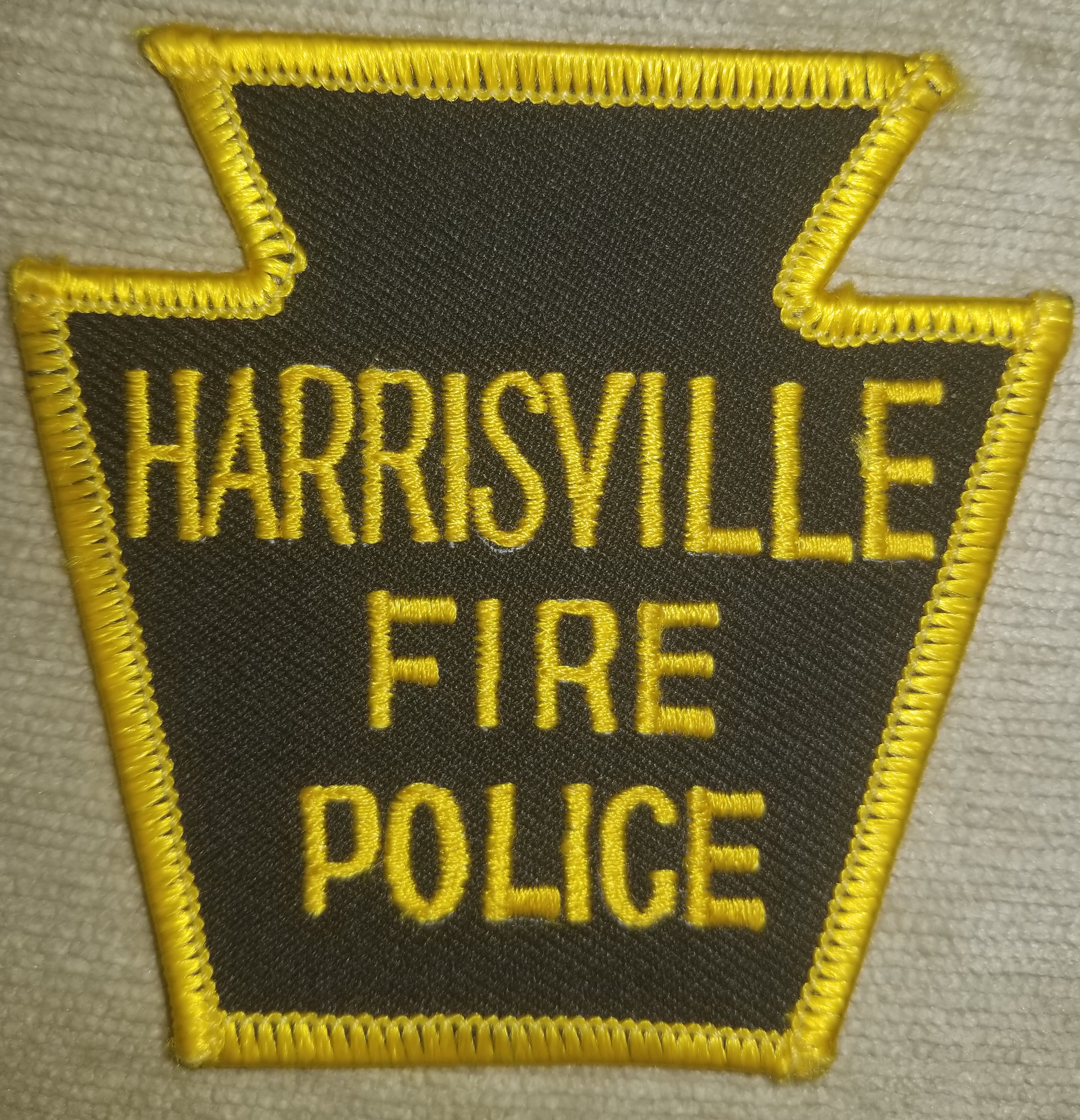 Harrisville Fire Police PA