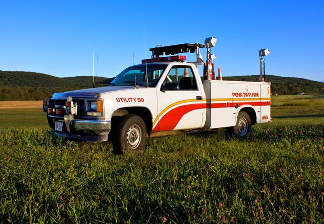 Penn Township PA Utility-Traffic 50 OLD 1