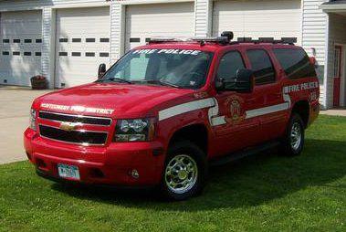 Montgomery fire dept, Orange co, NY Fire Police M-225 2