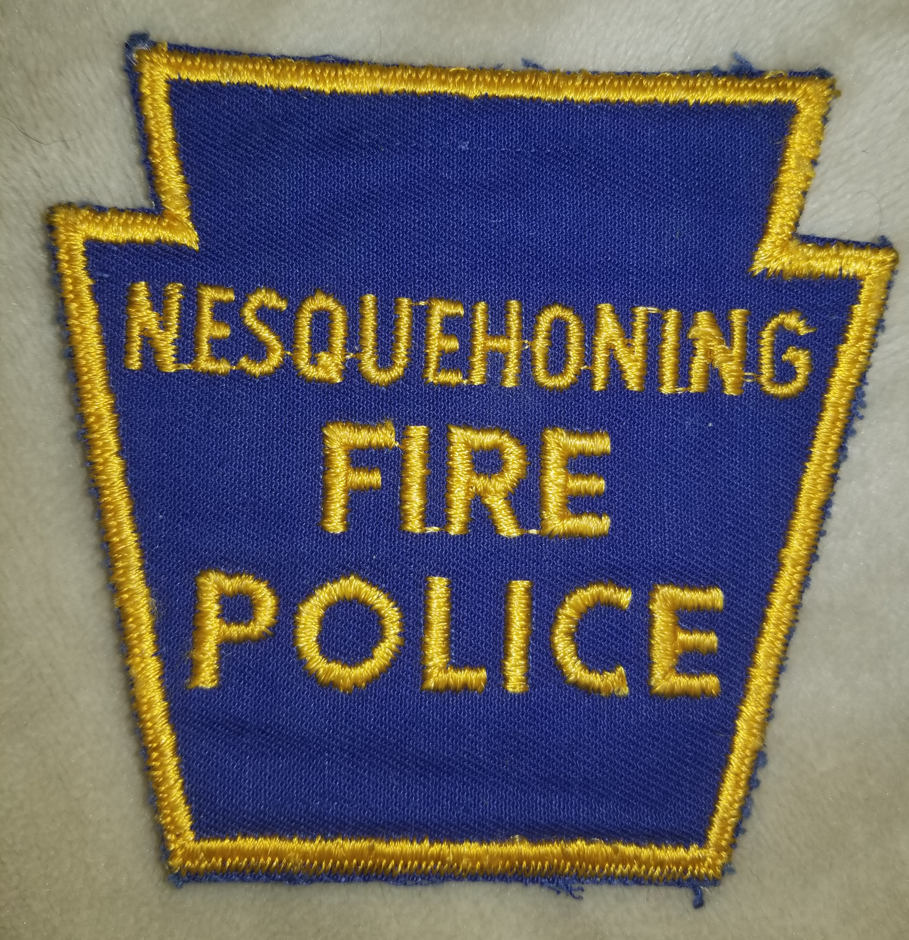 Nesquehoning Fire Police PA