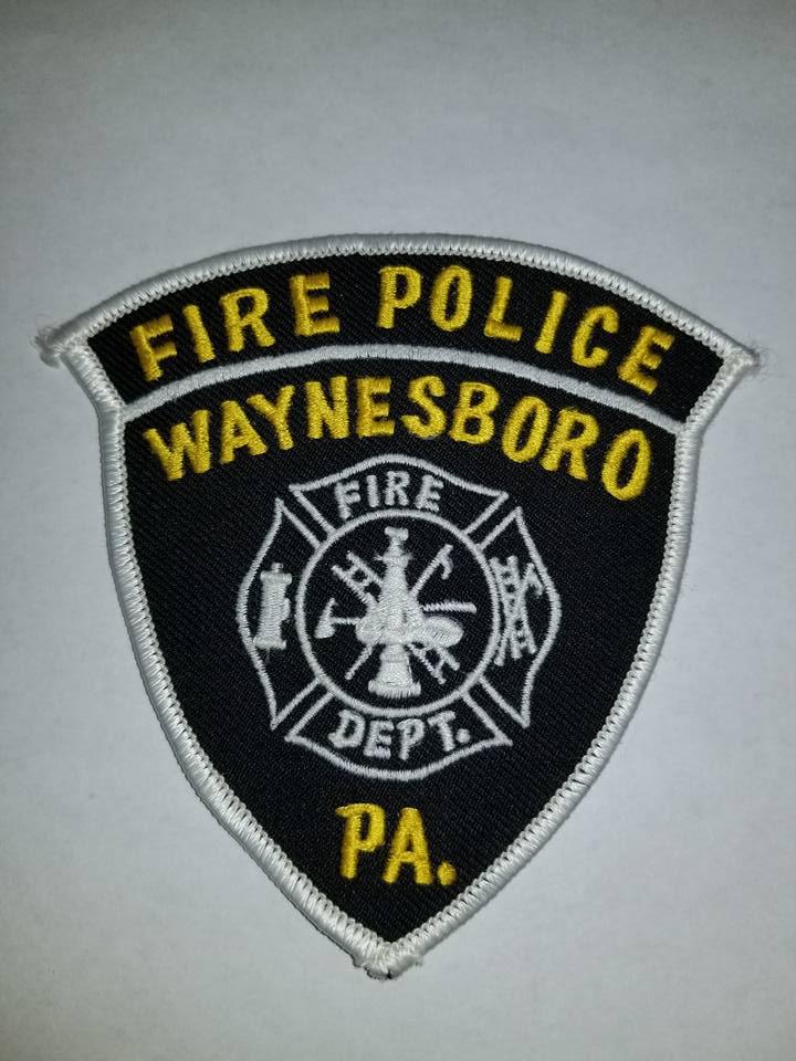 Waynesboro PA Fire Police