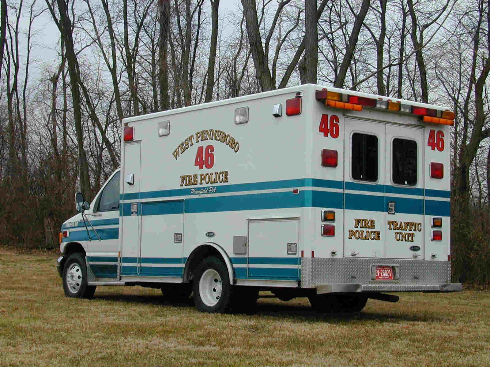 West Pennsboro Township, Cumberland County Traffic 46 2