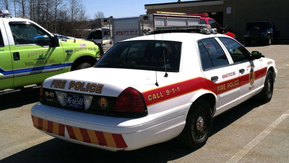 Cranberry Township PA traffic unit old 2