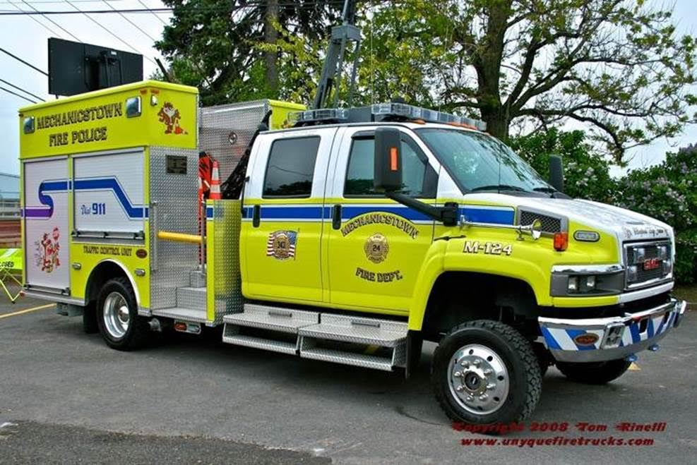 Mechanicstown FD Middletown NY M-524 2