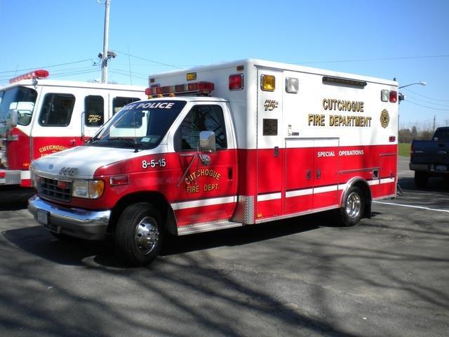 Cutchogue NY Fire Police Unit 8-5-15  1