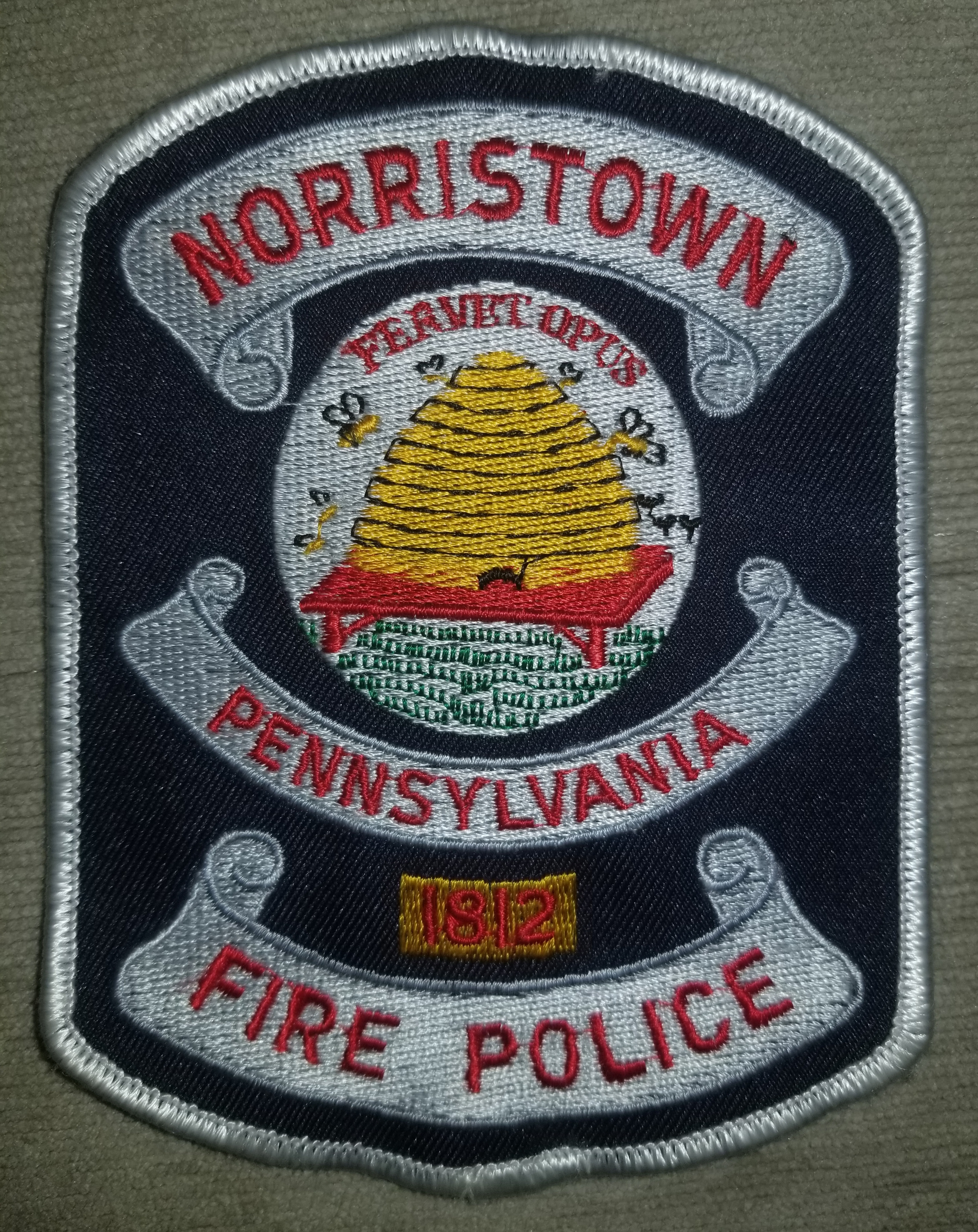 Norristown PA Fire Police 2
