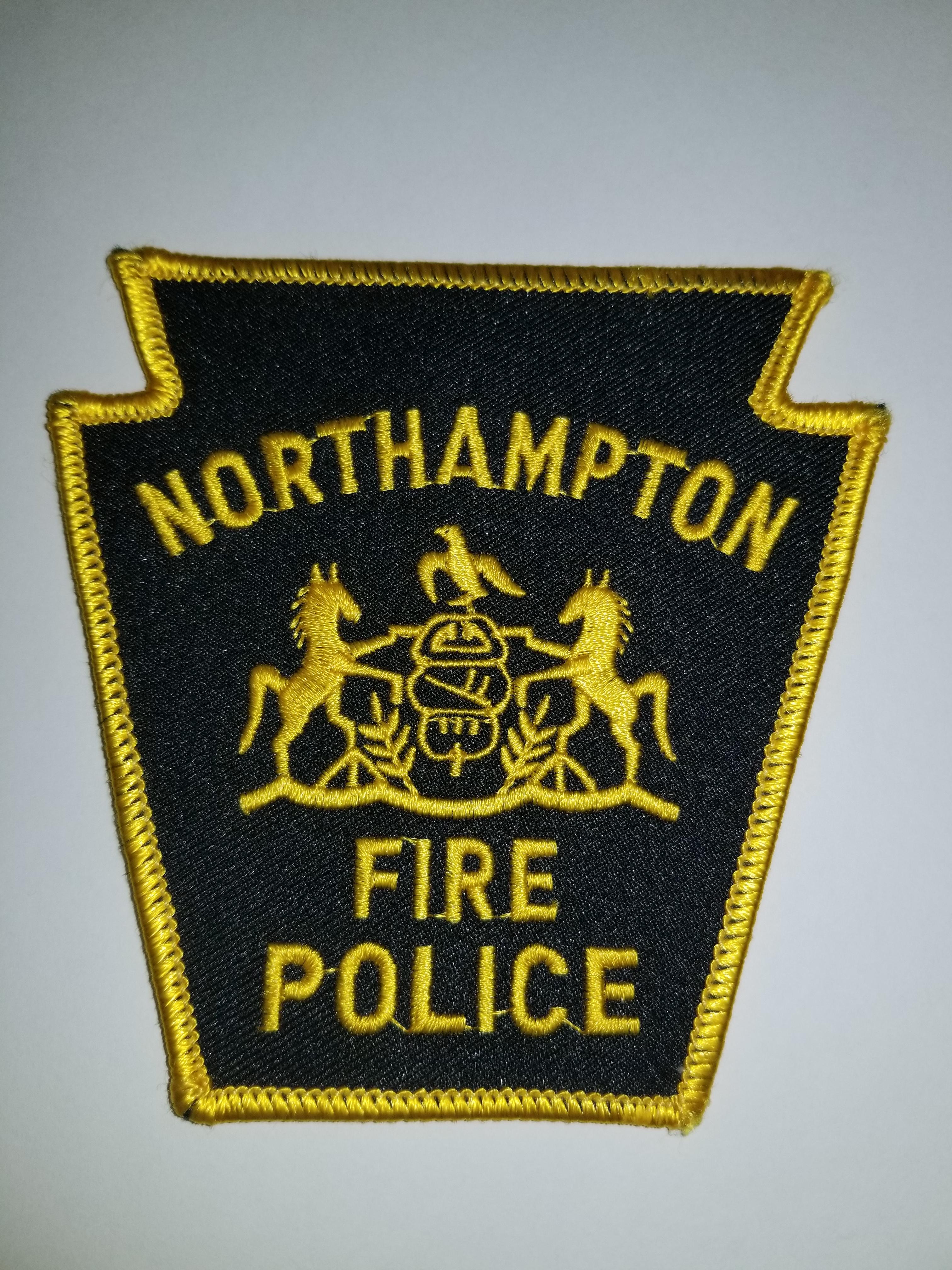 Northampton PA Fire Police