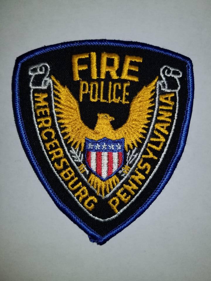 Mercersburg PA Fire Police