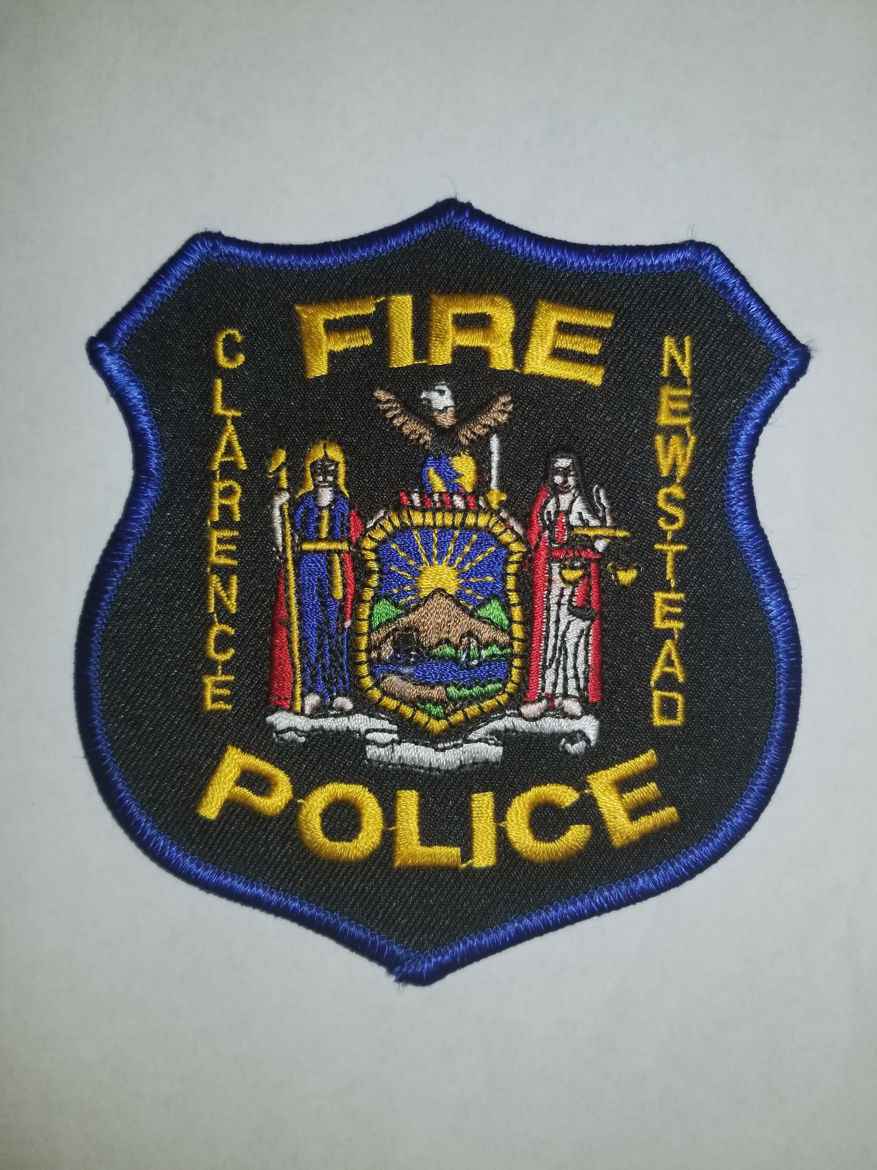 Clarence Newstead NY Fire Police
