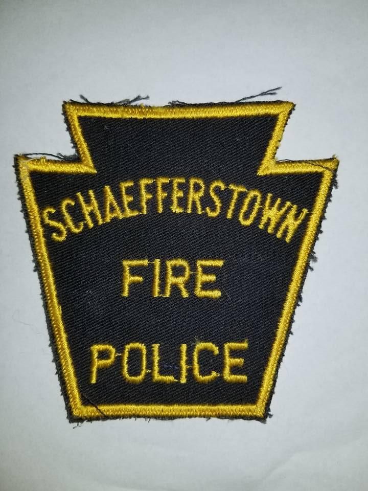 Schaefferstown PA Fire Police 1