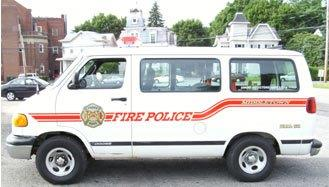 Middletown Fire Department Fire Police NY