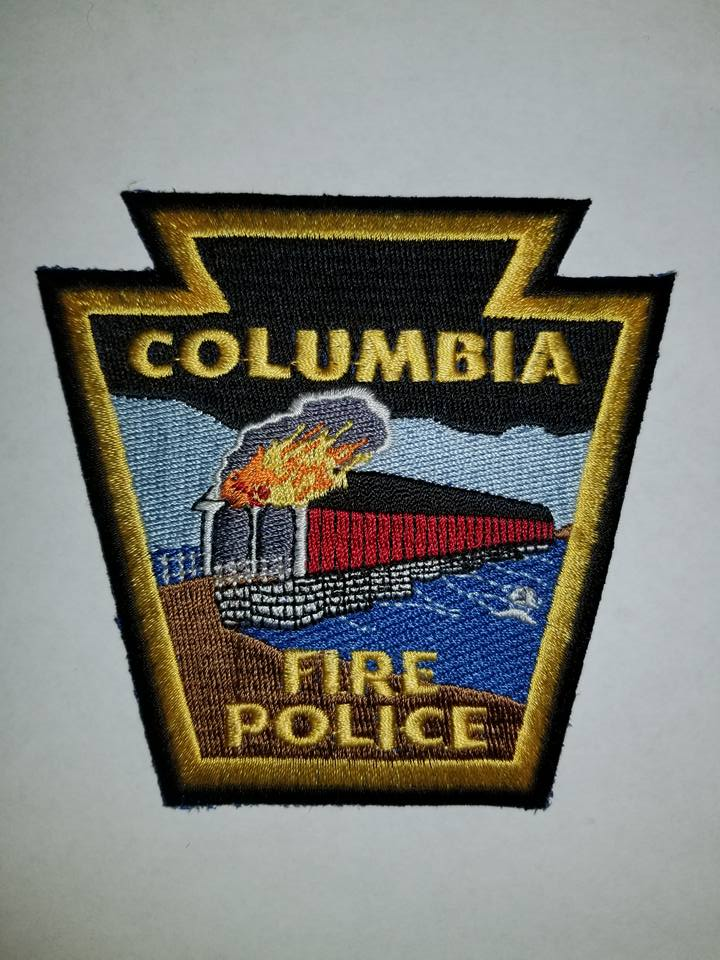 Columbia PA Fire Police 2