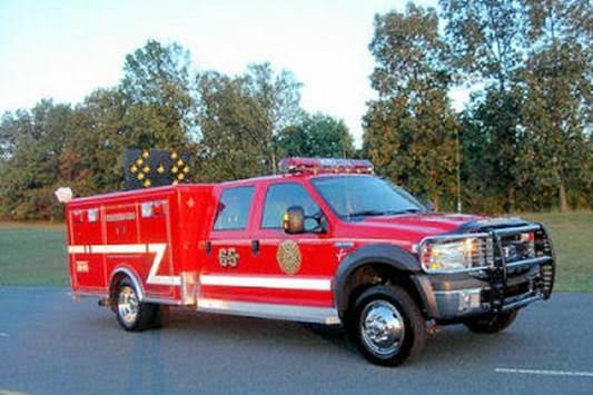 Pennsburg Fire Company Traffic 65