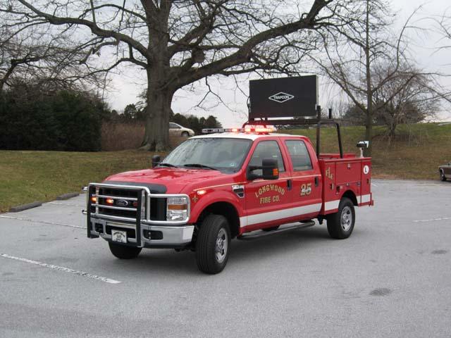 Longwood Fire Company Traffic 25 NEW