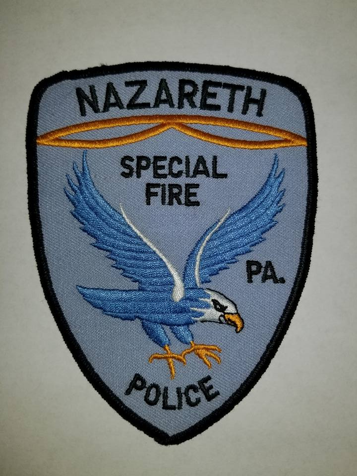 Nazareth PA Special Fire Police