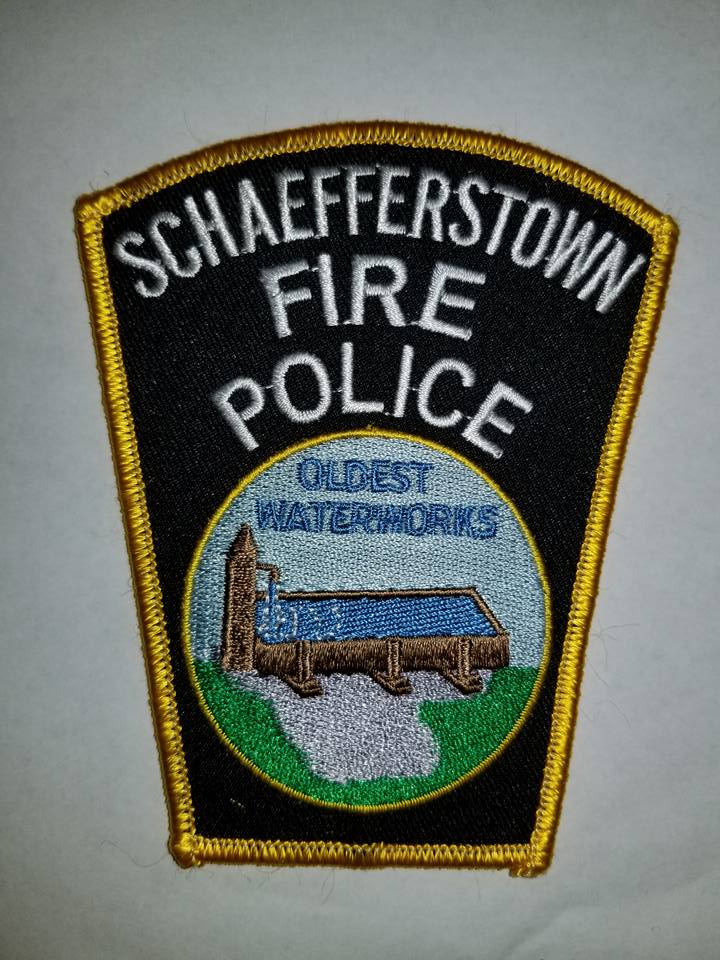 Schaefferstown PA Fire Police 2