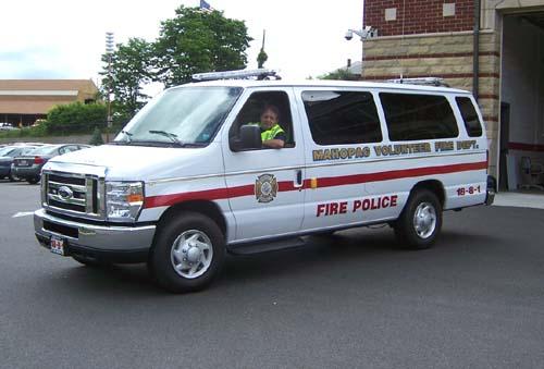 Mahopac NY Fire Police 2