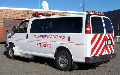 Putman County Fire Police Team 3 NY
