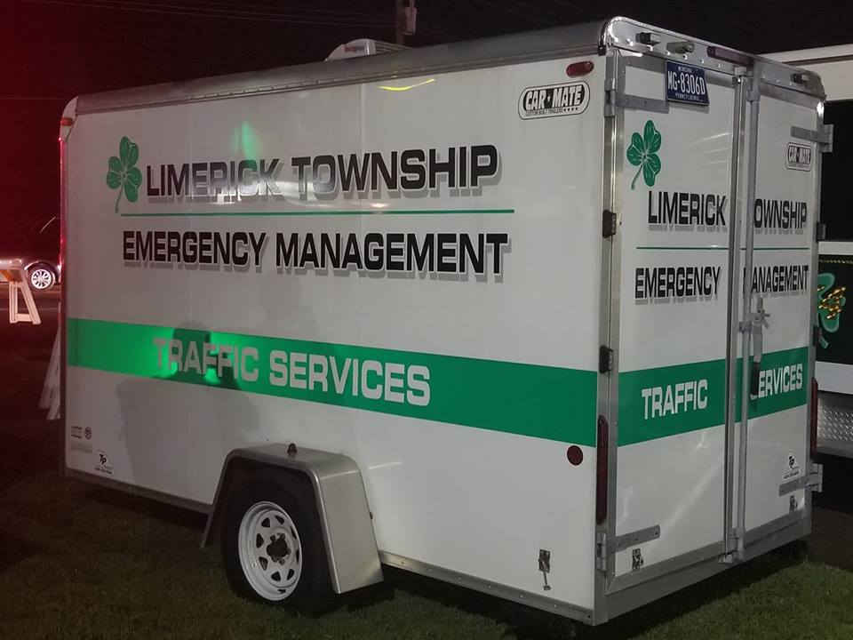 Limerick Township Emergency Management Traffic Services