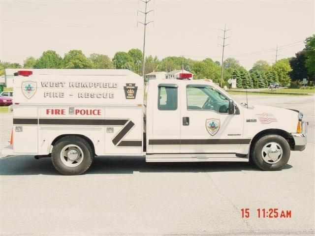 West Hempfield Fire Rescue Fire Police