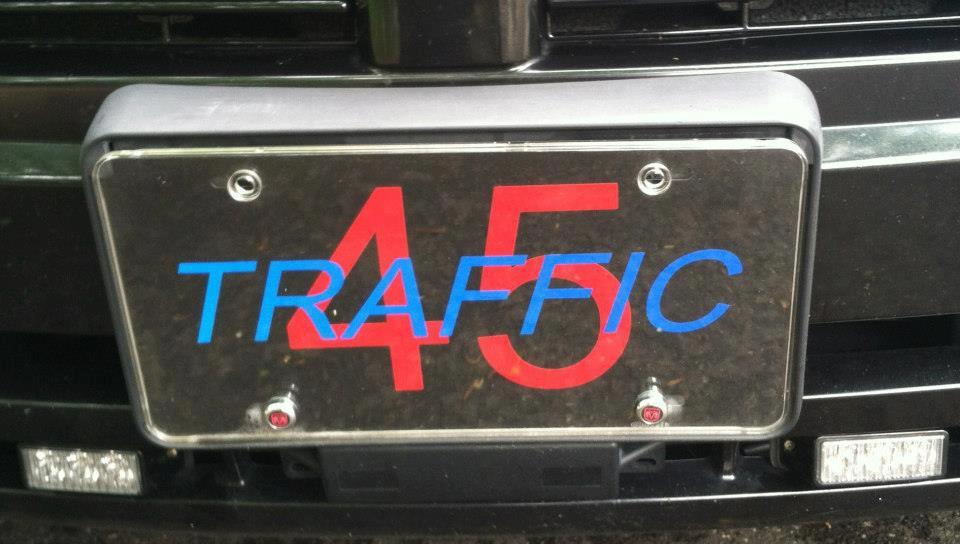 Delco Fire Poice Traffic 45