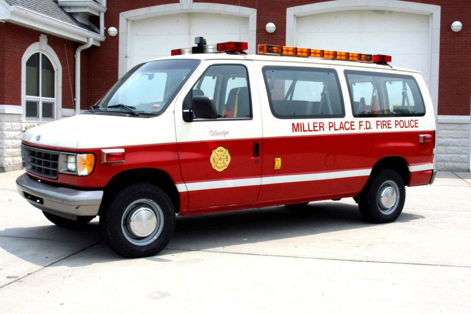 Miller Place Fire Departmen Millers Place NY Fire Police Van