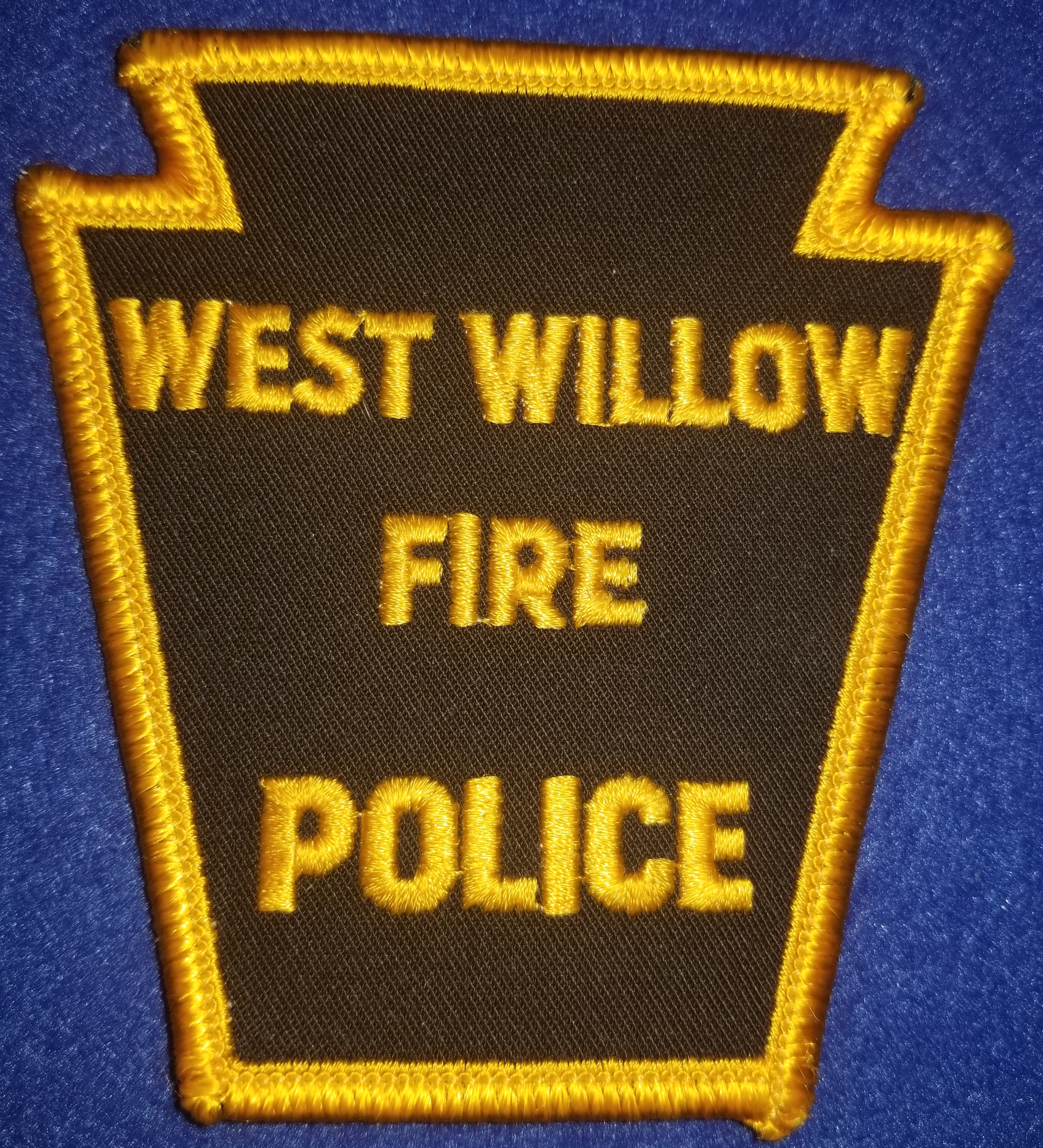 West Willow Fire Police PA