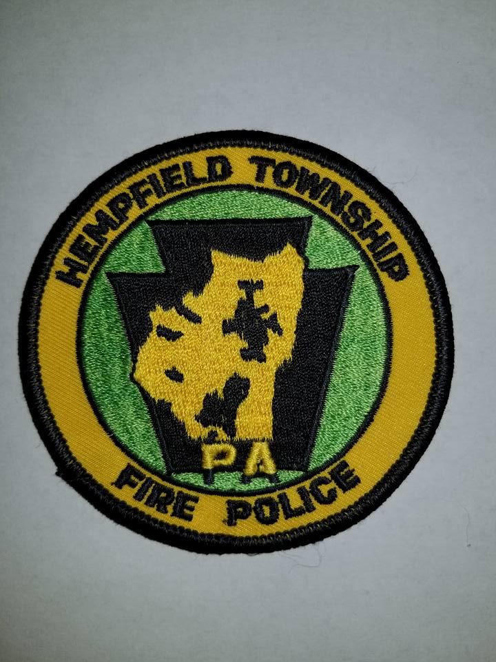 Hempfield Township PA Fire Police